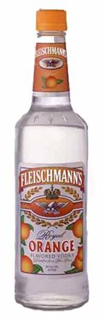 Fleischmanns Vodka Royal Orange